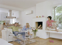 Klimatechnik Anlagenarten Familie