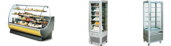 Konditorei Kühl- und Verkaufstheke