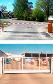 Tore und Zugangssysteme Schrankenanlagen